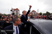 پوتین امروز در پاریس با ماکرون دیدار می کند