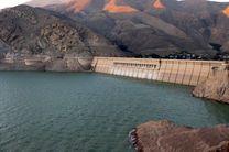 ذخیره آب سد یامچی در اردبیل کاهش یافته است