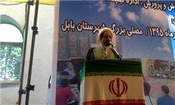 اعزام ۲۲۰ دانشآموز بابلی به مشهد مقدس