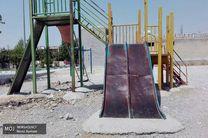 سلامت کودکان در پارکهای شهر دهدشت در خطر است