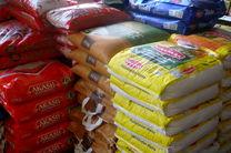 واردات برنج کاهش یافت
