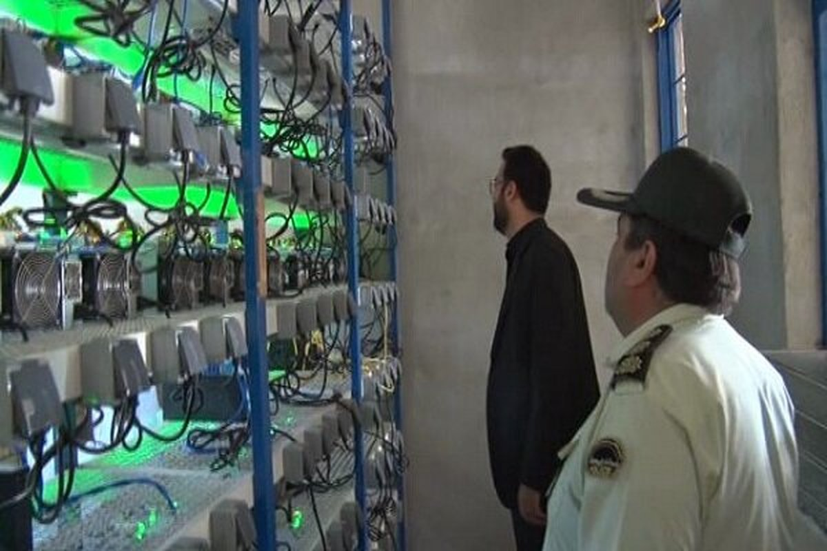 کشف حدود ۵۰۰  دستگاه استخراج غیرقانونی ارز دیجیتال در مشهد