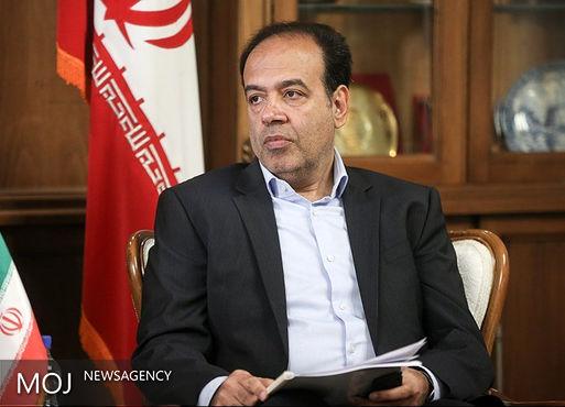 جلال پور از ریاست اتاق ایران کنارهگیری کرد