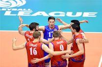 حملات تروریستی، تیم ملی والیبال صربستان را گرفتار کرد