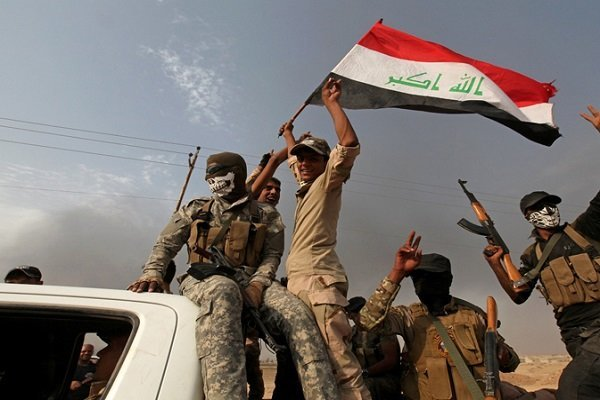 آغاز عملیات گسترده سرنگونی تروریست ها در غرب عراق