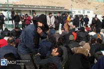 اجرای طرح جمعآوری معتادان متجاهر در تهران