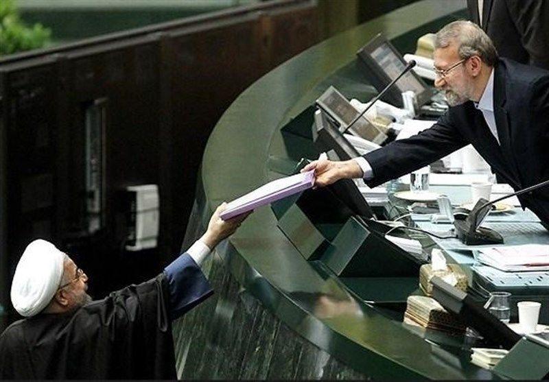 روحانی لایحه بودجه ۹۷ را تقدیم مجلس می کند