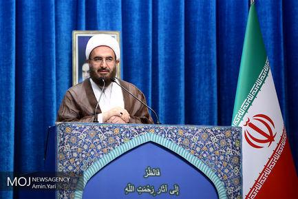 نماز جمعه تهران - ۹ فروردین ۱۳۹۸/  حاج علی اکبری