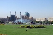 هوای اصفهان سالم است / شاخص کیفی 68