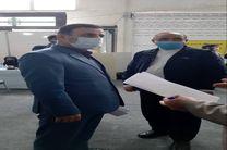 بازدید موسوی از ستاد انتخابات ششمین دوره شورای شهر و روستا در تهران