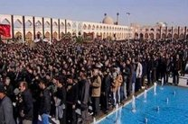 اجتماع عظیم عزادارن اربعین حسینی در میدان امام علی(ع) اصفهان برگزار می شود
