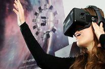 استفاده از دوربین واقعیت مجازی در ترن شهربازی