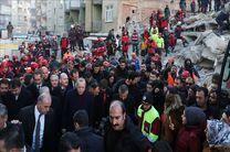 آخرین آمار جان باختگان زلزله ترکیه اعلام شد