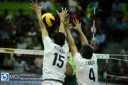 گزارش بازی والیبال ایران و کانادا/ ایران 3 کانادا 1