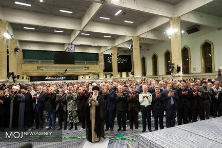 مراسم شب خاطره دفاع مقدس با حضور مقام معظم رهبری