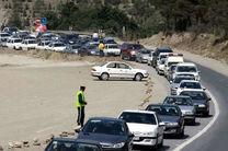 ترافیک سنگین در محور های منتهی به کرج