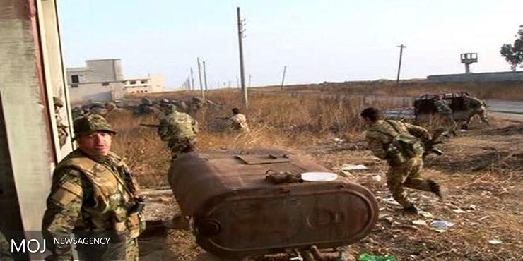 تازه ترین خبرها از عملیات ارتش سوریه علیه تروریست ها