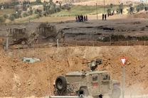 ارتش رژیم صهیونیستی برخی مواضع نظامی حماس را هدف قرار داد