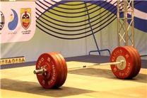 ماموران نادو در اردوی تیم ملی وزنهبرداری حاضر شدند