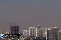 کیفیت هوای تهران در ۹ آذر ۹۸ ناسالم است/ شاخص آلودگی به۱۴۶ رسید