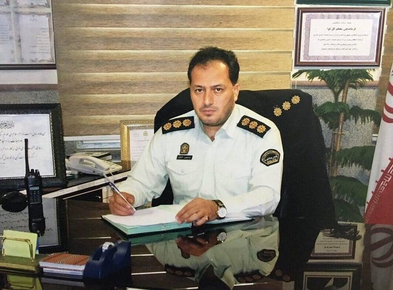 کشف ۳۵ کیلوگرم حشیش توسط پلیس مبارزه با موادمخدر تهران