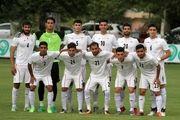 نتیجه بازی تیم فوتبال امید ایران برابر عمان