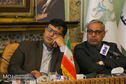 نشست خبری رییس سازمان فرهنگی و ورزشی شهرداری اصفهان