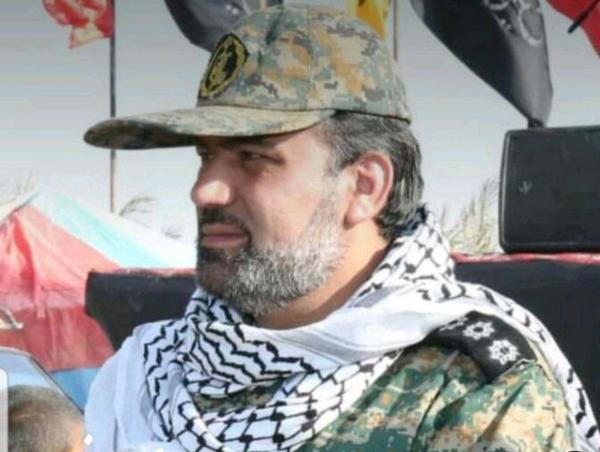 ترور فرمانده حوزه بسیج دارخوین توسط افراد ناشناس