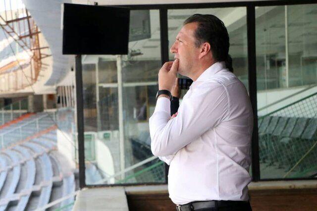 واکنش رسانه ها به عدم امضای قرارداد ویلموتس با فدراسیون فوتبال