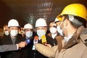 قطعه دوم آزاد راه تهران شمال تا پایان دولت به بهره برداری می رسد