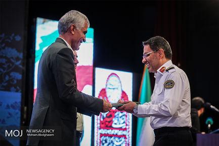 همایش مشترک مدیران شهری و فرماندهان ناجا شهر تهران