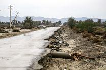خسارت ۴ میلیارد تومانی بارندگی در هرمزگان/ تخریب ۱۴ راه روستایی