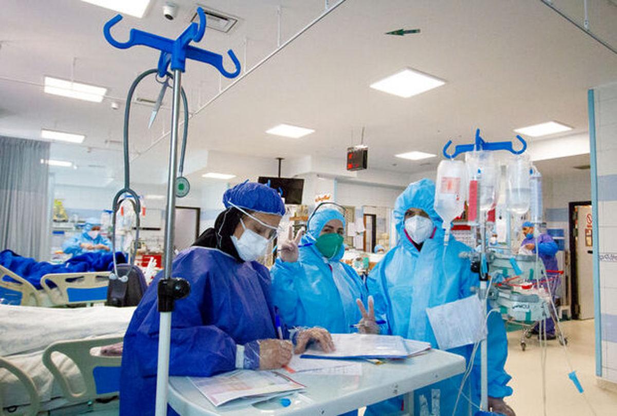 مبتلا شدن 2237 بیمار جدید به ویروس کرونا در اصفهان / 375 نفر بستری شدند