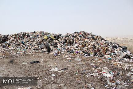 بازیافت زباله در شهر بندر عباس