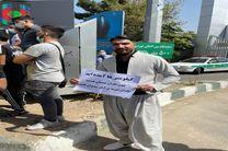 تجمع اعتراضی هواداران استقلال در سئول!
