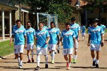 اردوی تیم ملی فوتبال در ایتالیا پایان یافت