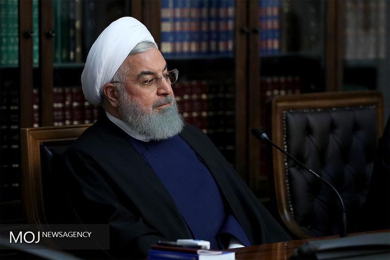 رایزنی روحانی با رئیس جمهوری چین