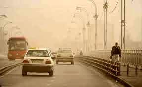 وارونگی دما در شهرهای صنعتی خوزستان تا روز سه شنبه تداوم دارد
