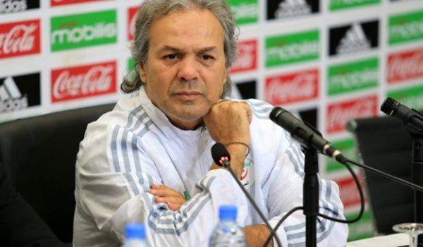 لیست بازیکنان الجزایر برای بازی با تیم ملی ایران