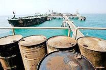 کشف 95 هزار لیتر گازوئیل قاچاق در آب های داخلی خلیج فارس
