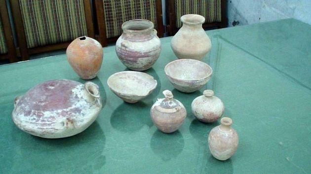 کشف کوزههای سفالی 3 هزار ساله در بهشهر