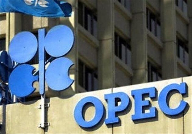 کاهش ۱۰۰ هزار بشکه ای تولید نفت اوپک در ماه میلادی گذشته