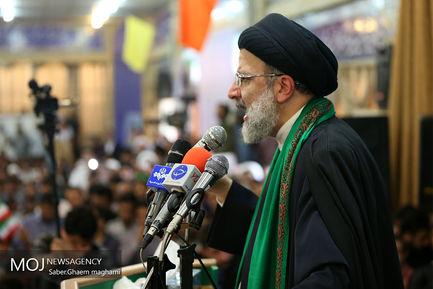 سفر سید ابراهیم رئیسی به بوشهر