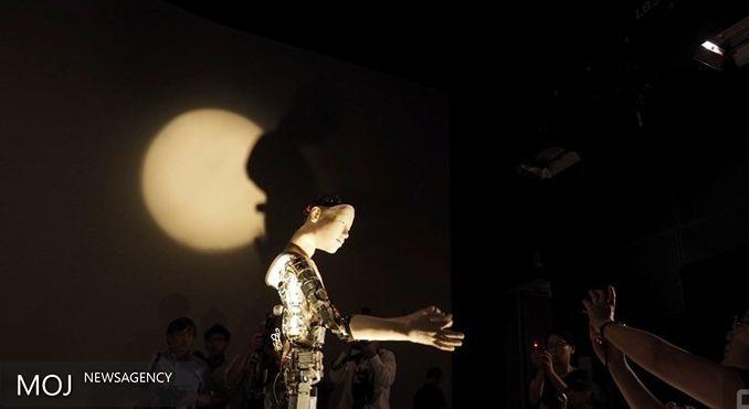 جدیدترین ربات انسان نمای ژاپنی میتواند به اراده خودش حرکت کند