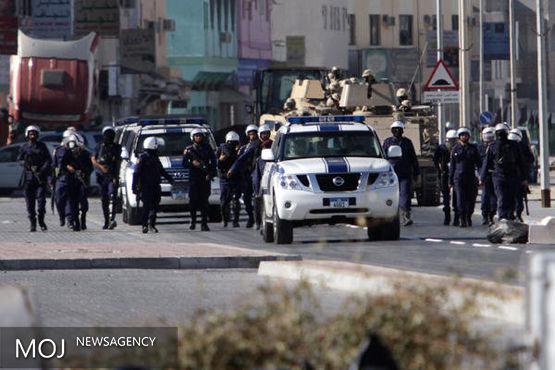 تحرکات جدید نظامیان آل خلیفه در منطقه الدراز بحرین