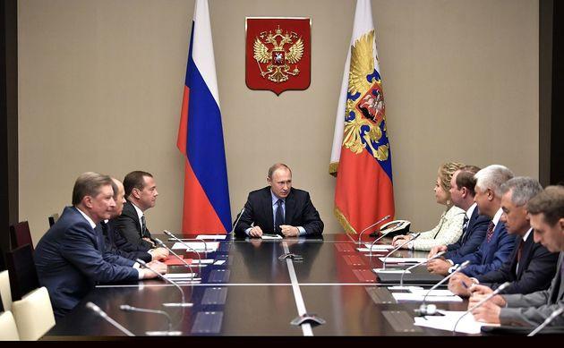 شورای امنیت روسیه روابط تیره با آمریکا را بررسی کرد
