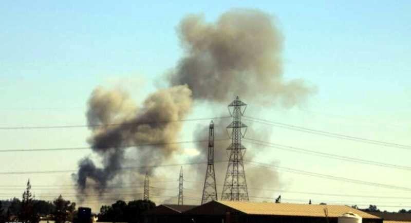 حمله خمپاره ای پاکستان به افغانستان