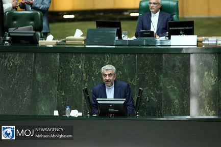 صحن علنی مجلس شورای اسلامی در نوبت عصر -  ۳۱ تیر ۱۳۹۸-اردکانیان