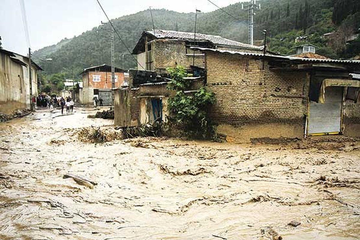 ضرورت کنترل و هدایت سیلاب رودخانه «مَزگاه» بخش مرکزی نوشهر