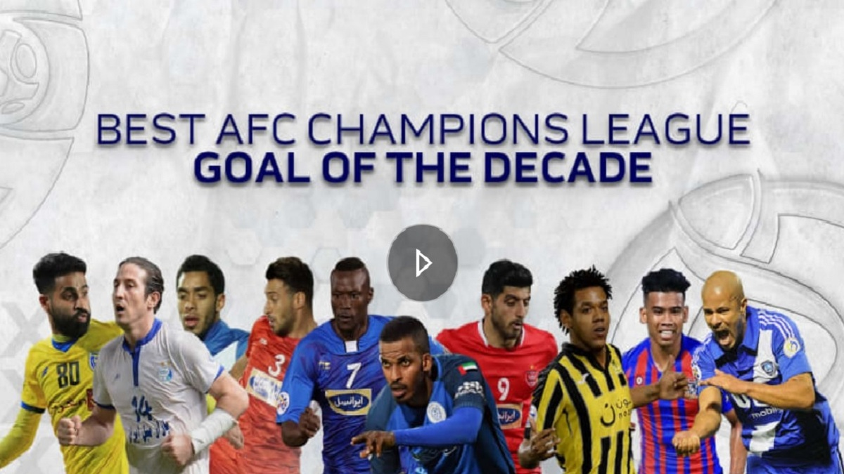 نظرسنجی جدید AFC برای انتخاب برترین گل لیگ قهرمانان آسیا+ لینک نظر سنجی